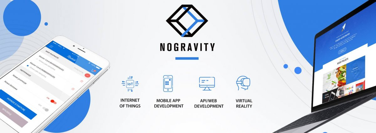 NoGravity cover