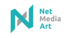 Net Media Art logo
